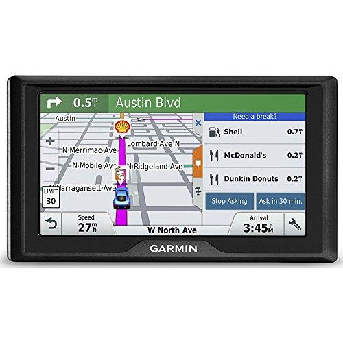 Garmin Drive 50LM GPS Navigator Lifetime Maps (US) 010-01532